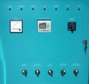 Cuadro de mandos de pivot Hi&tec