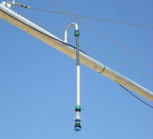 Drop con Regulador de presión y Rotator R3000