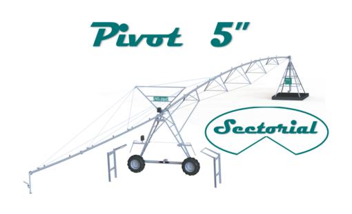 """Pivot 5"""" Sectorial Hi&tec"""