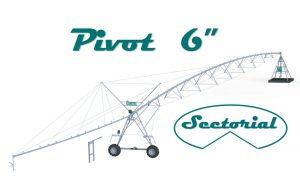 """Pivot 6"""" Hi&tec sectorial"""
